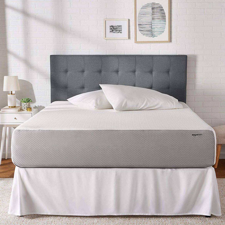 Amazon Basics Soft Memory Foam Mattress - Best Mattresses for Side Sleepers