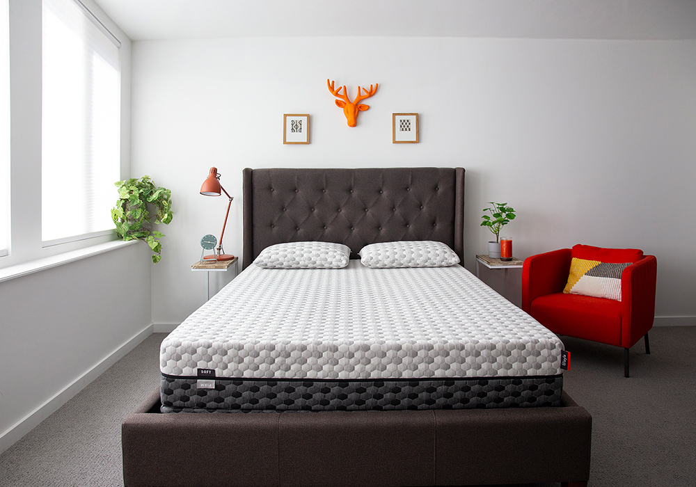Layla Mattress - Best Mattresses for Side Sleepers