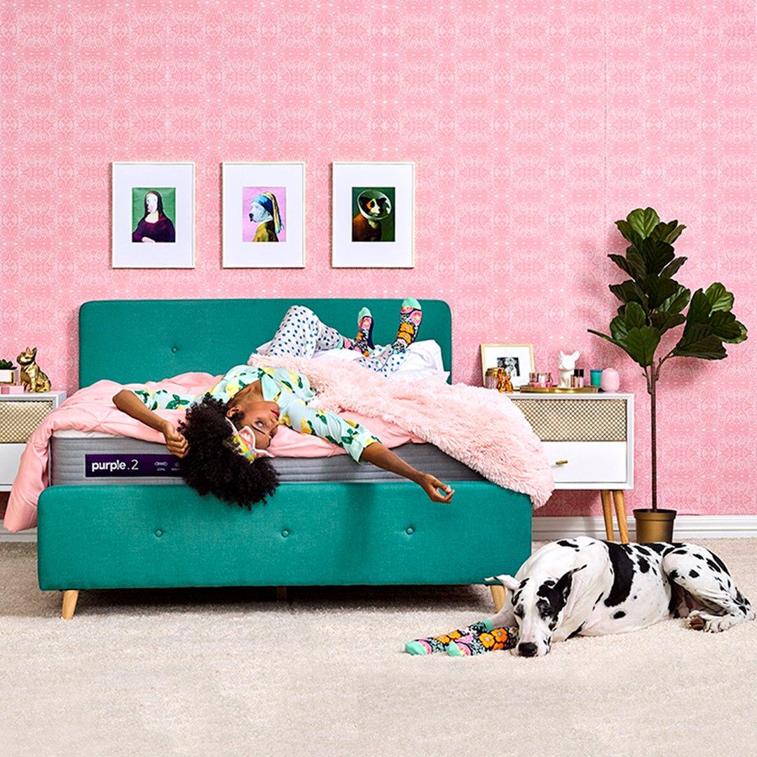 Purple Mattress - Best Mattresses for Side Sleepers