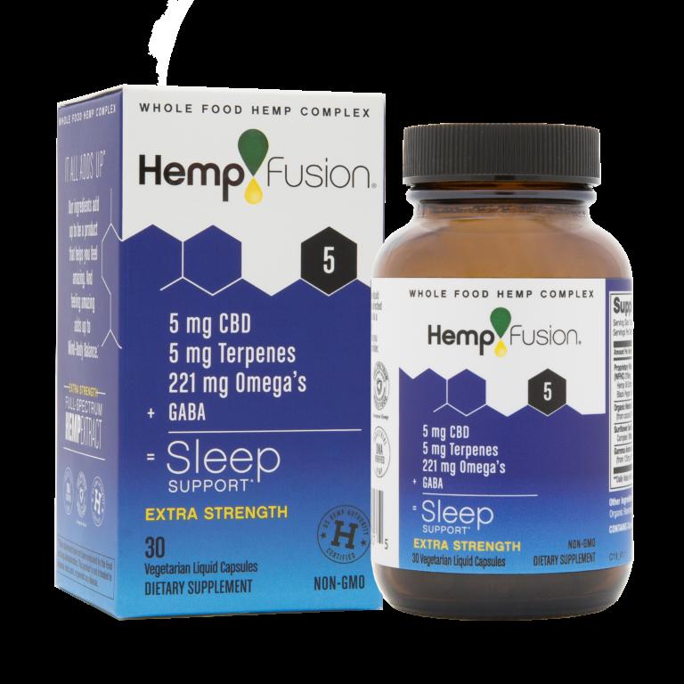HempFusion Sleep CBD Extract