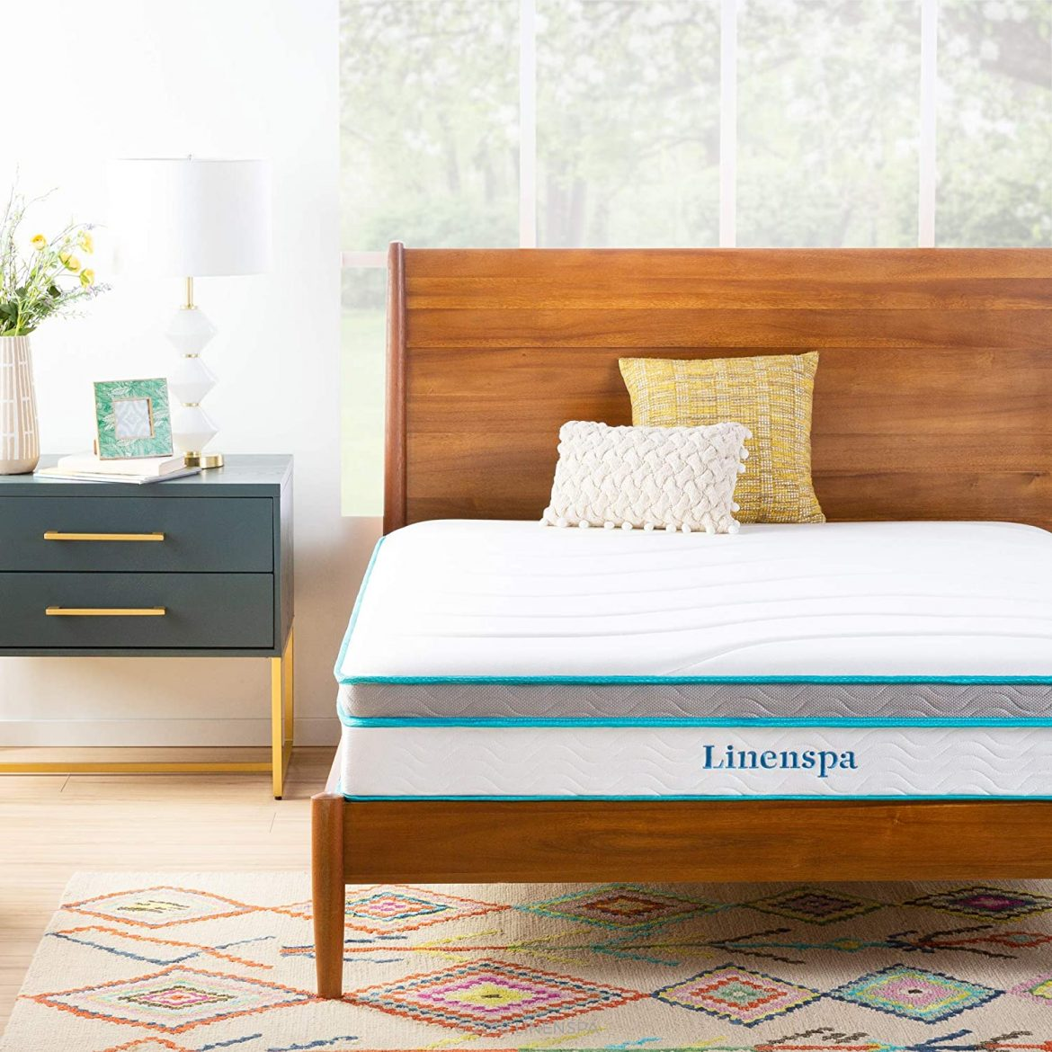Linenspa Hybrid Mattress - Linenspa Hybrid Mattress Review