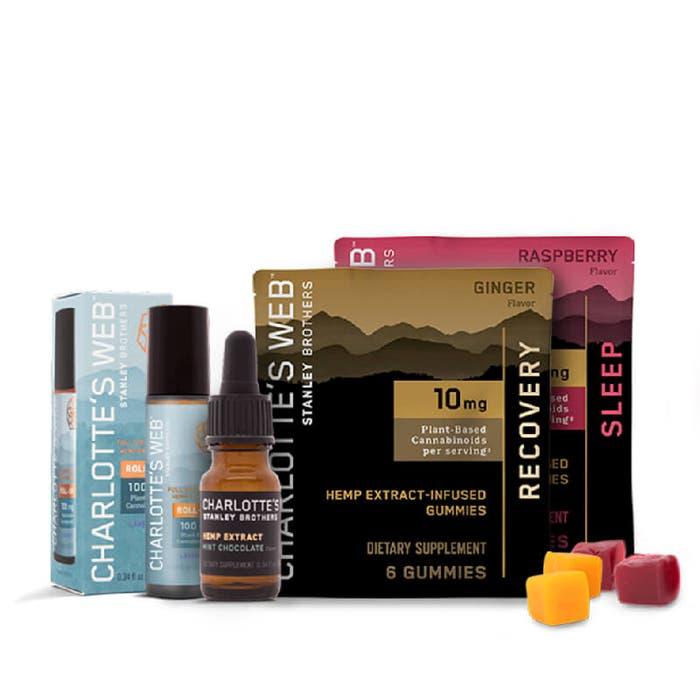 Charlotte's web CBD gummies - CBD Oils for Sleep and Insomnia